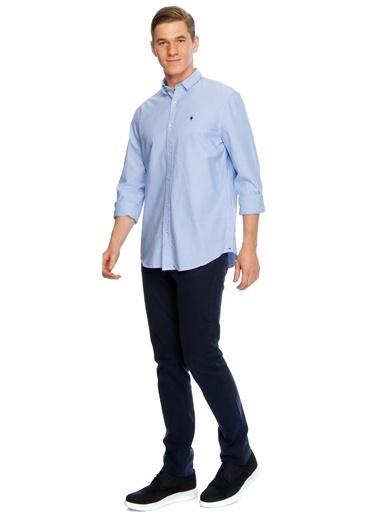 Uzun Kollu Gömlek-North Of Navy
